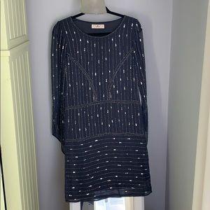 Beaded LF Dress